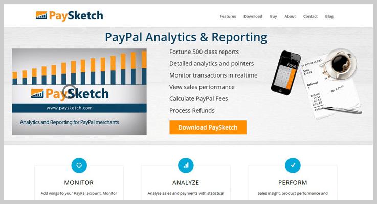 Paysketch Subscription Analytics Tool