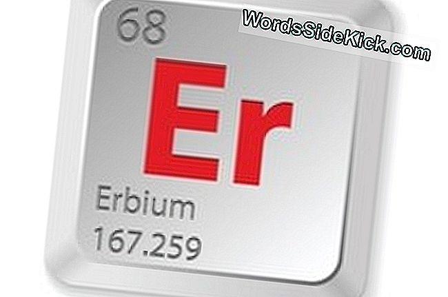 Feiten Over Erbium