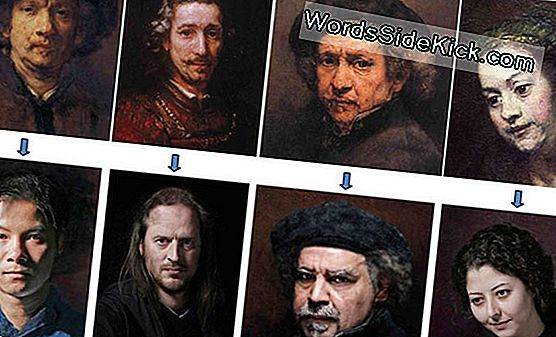 Magic Of Rembrandt'S Painting Technique Revealed