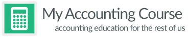 My Accounting Course