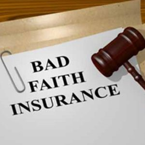 Bad Faith Insurance Claim In Louisiana