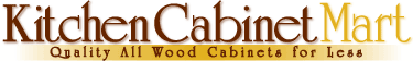 Kitchen Cabinet Mart Logo.