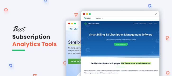 Subscription Analytics Tools