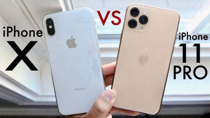 iphone 11 vs iphone 10