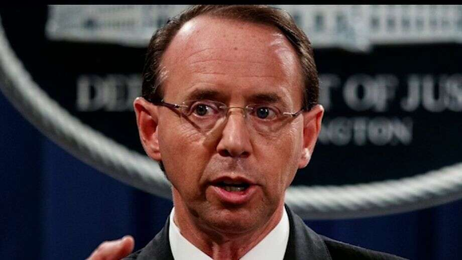 Rosenstein testifies he would not have signed FISA warrant for Trump aide if he knew of problems
