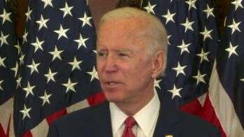 Biden closes in on clinching Democratic presidential nomination
