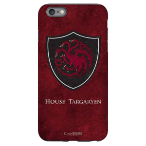 Game of Thrones House Targaryen Phone Case