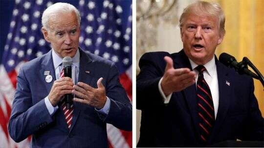 Fox News Poll: Biden more trusted on coronavirus, Trump on economy