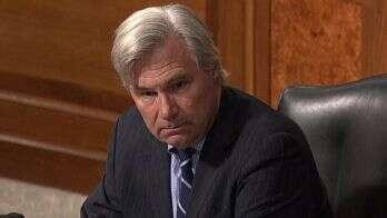 Sen. Whitehouse presses Rosenstein on unanswered questions from DOJ